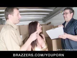 large tit wife dark brown pornstar caught doing