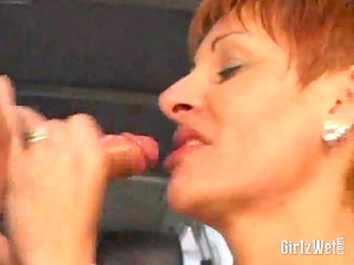 Hot Redhead Mature Assfucked,
