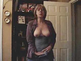 mrs. commish standing masturbation