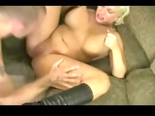mature busty mommy acquires pounded