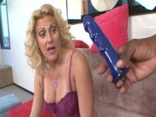 shes a sexually excited old milf
