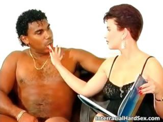cute redhead mother i engulf large black knob