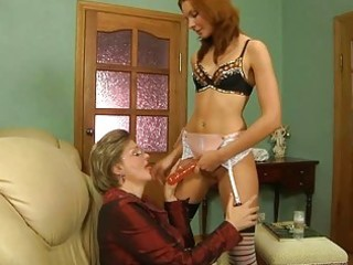 crazy for action cutie willing to inspect a mature