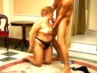 german mature sucks well ! ,
