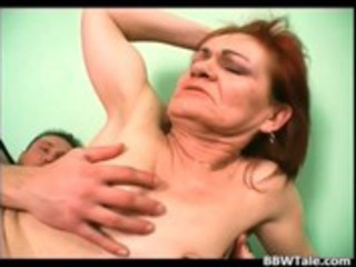 old mature floozy share some big cock