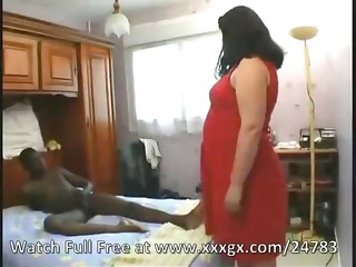 Homely French BBW Gets A Hotel Fuck