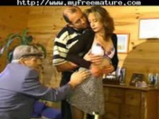 sharing his wife with old chap aged older porn